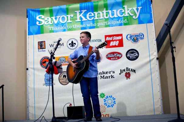 Savor Kentucky at Alltech's KY Gathering featuring local beer and food.
