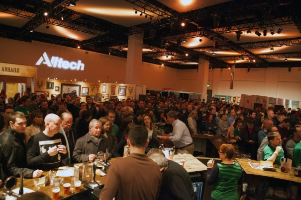 Alltech Craft Brews and Food Fair in Dublin